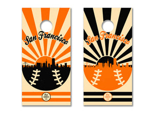 San Francisco Baseball - The Cornhole Crew