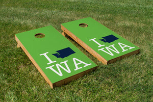 Seattle Seahawks Pride - The Cornhole Crew