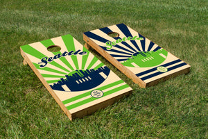 Seattle Football - The Cornhole Crew