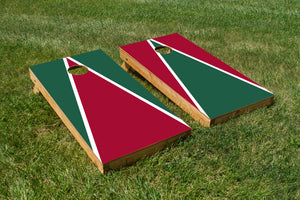 Stanford Cardinal and White - The Cornhole Crew