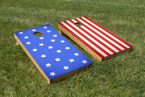 Stars and Stripes - The Cornhole Crew