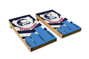 Tennessee Titans Skyline  - The Cornhole Crew