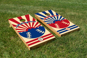 Texas Baseball - The Cornhole Crew