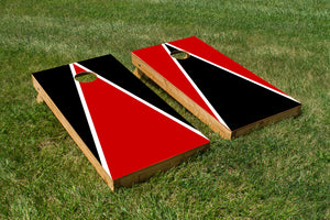 Utah Black and Red - The Cornhole Crew