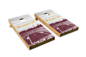 Washington Redskins Stadium Skyline
