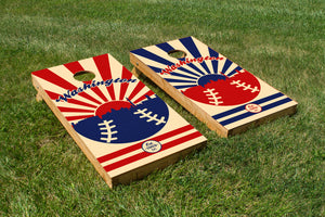 Washington Baseball - The Cornhole Crew
