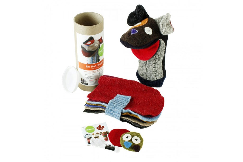 Dog Puppet Kit ---