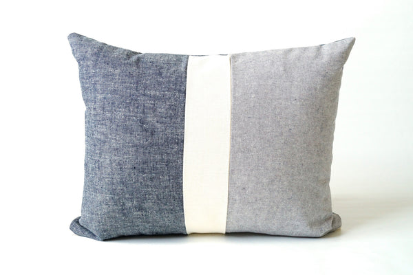Rectangle Patchwork Pillow Cover