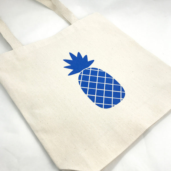 Pineapple Tote Bag (More Colors)