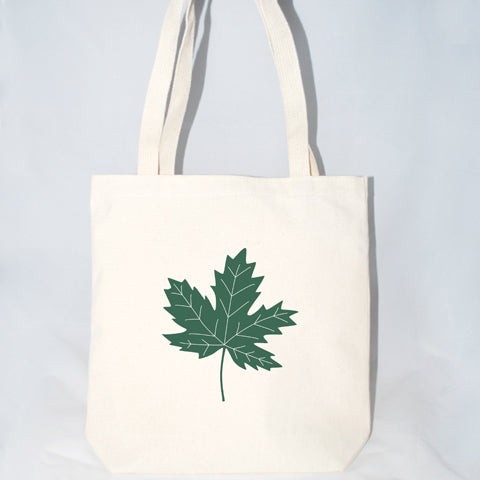 Maple Leaf Tote Bag (More Colors)