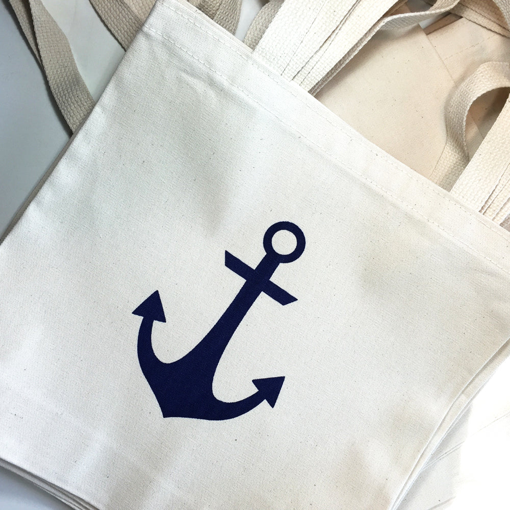 Anchor Tote Bag (More Colors)