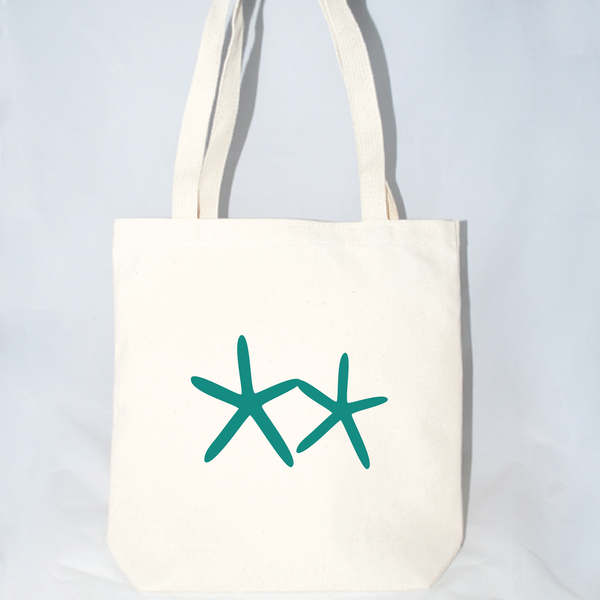 Starfish Tote Bag (More Colors)