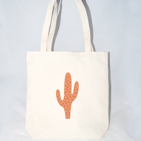 Cactus Tote Bag (More Colors)