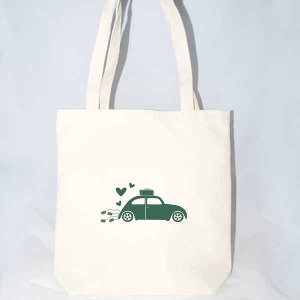 Buggy Tote Bag (More Colors)