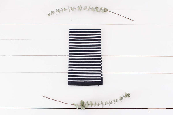 Even Stripe Napkins (Set of 4)