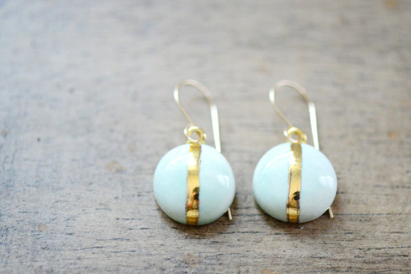 Navigation Earrings ---