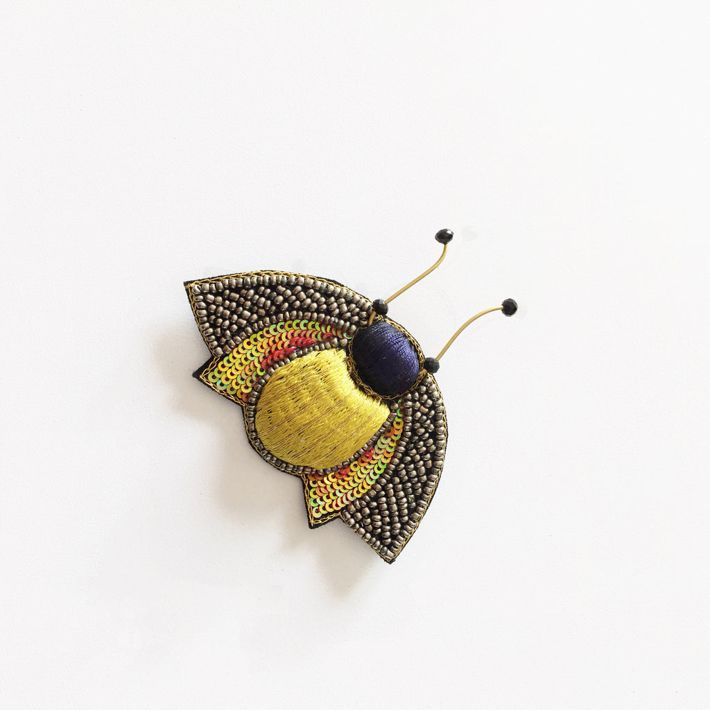 Sophie Bug Brooch
