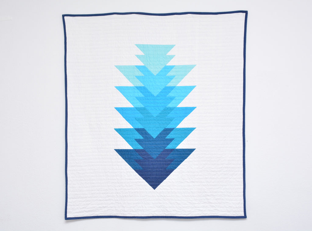 Arrow Head Quilt (More Colors)