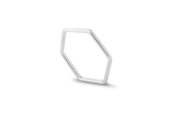 Hex Stacking Ring (More Options)