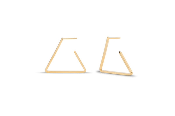 Triangle Hoops (More Options)