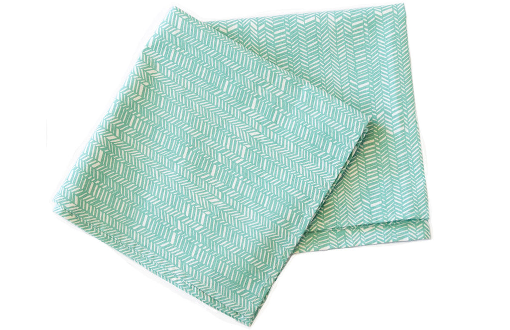 Herringbone Napkin Set (More Colors)