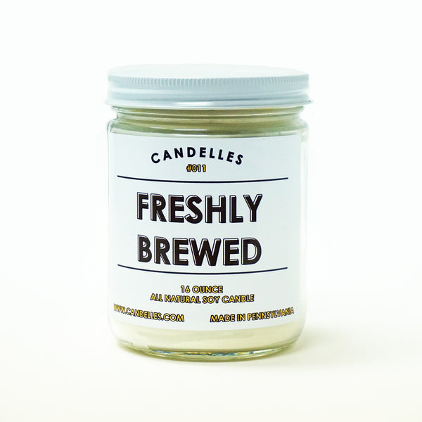 Freshly Brewed Candle