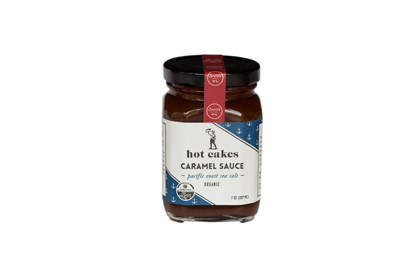 Pacific Coast Sea Salt Caramel Sauce (Set of 2) ---