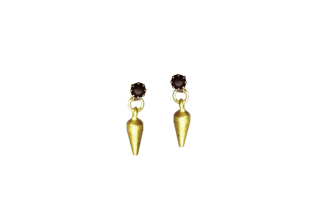 Crystal Spike Studs (More Options)