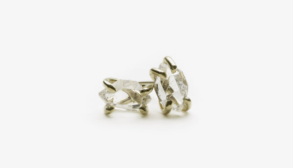 Herkimer Diamond Studs (More Options)
