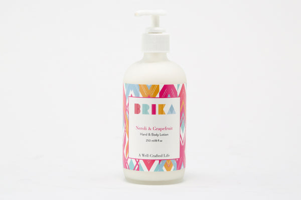 Neroli + Grapefruit Hand Lotion ---