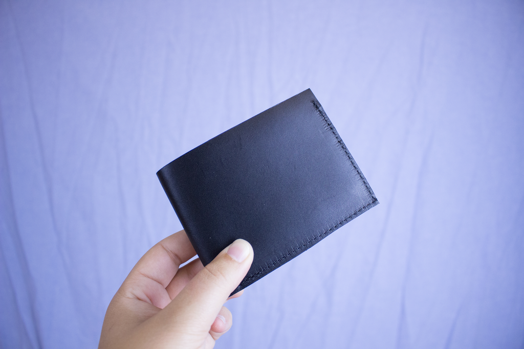Classic Billfold Wallet (More Colors) ---
