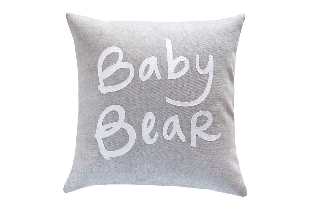 Baby Bear Pillow (More Options)