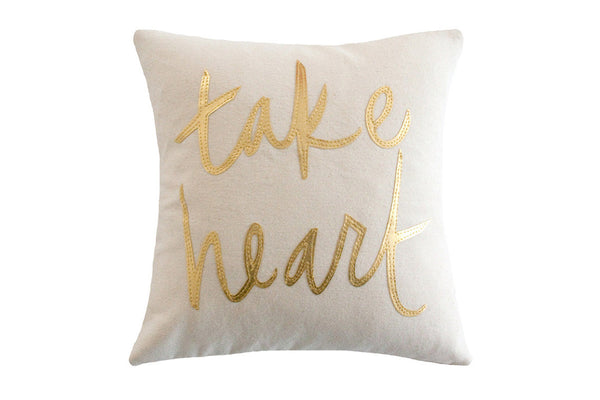 Take Heart Pillow (More Options)