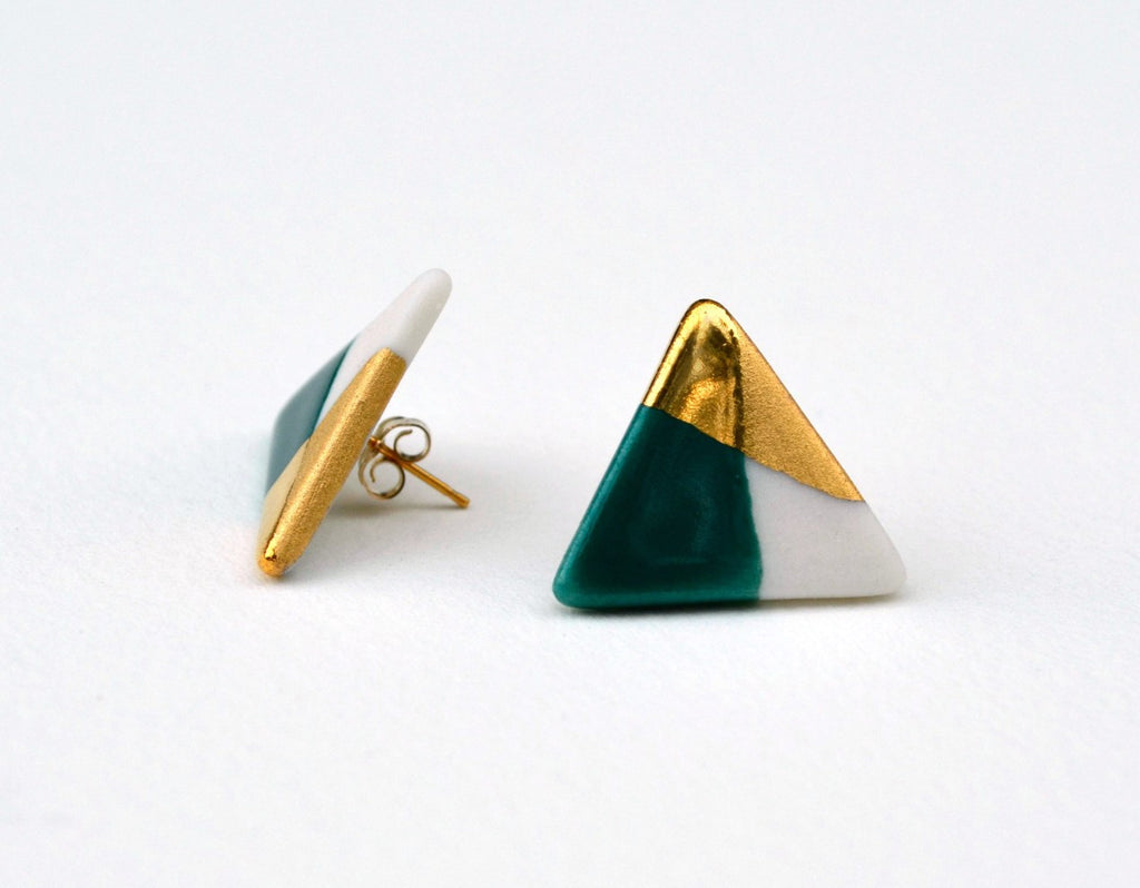 Triangle Studs (More Colors)