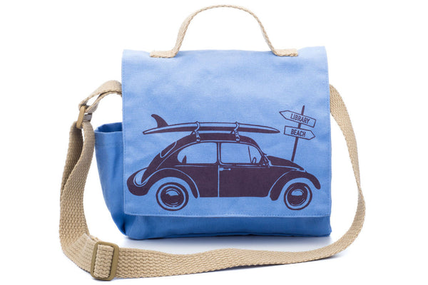 VW Bug Kids Messenger Bag ---
