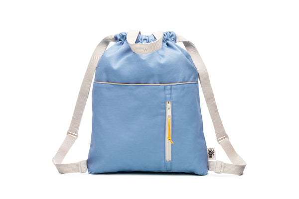 ORGANIC CANVAS DRAWSTRING BACKPACK (More Colors)