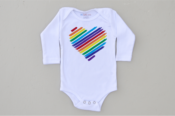 Love Rules Onesie (More Options)