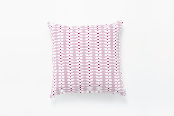Mauve Geode Pillow Cover (More Options)