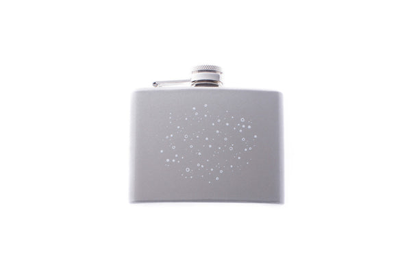Champagne Bubbles Flask
