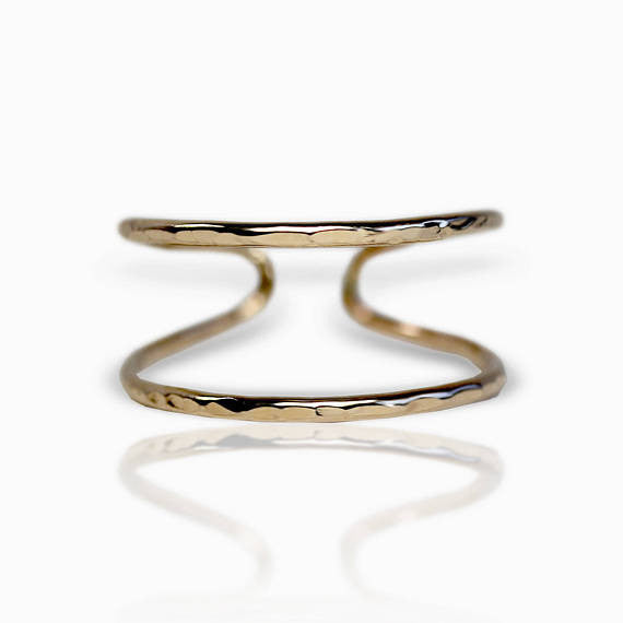 Parallel Cuff Ring (More Options)