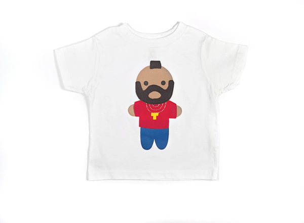 Looks like Mr. T Toddler T-Shirt