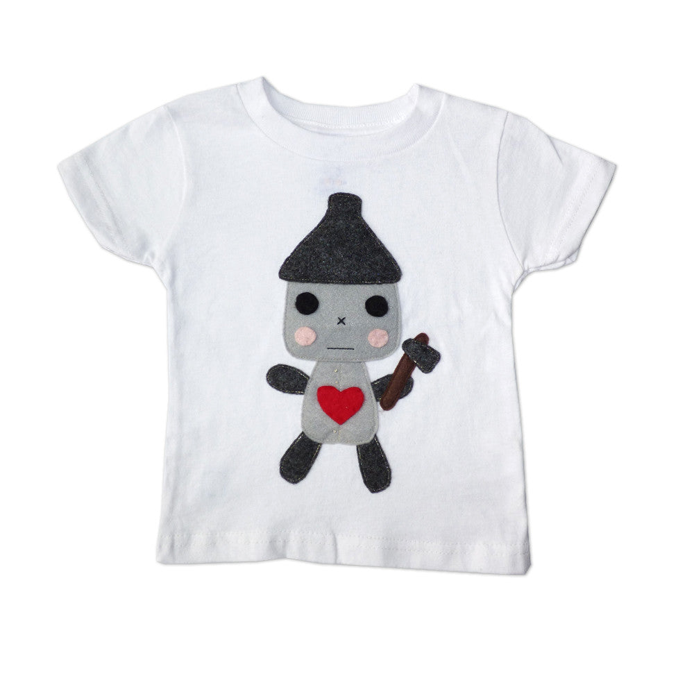 The Wonderful Wizard of Oz Tin Woodman Kids Tee