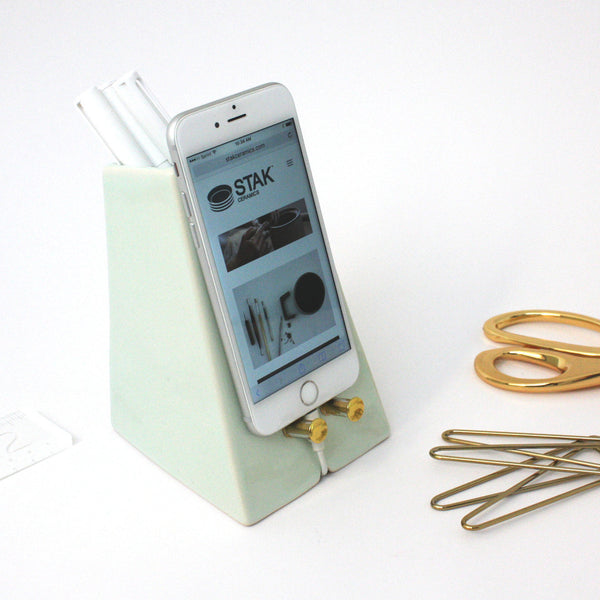 Mint Tempo Phone Dock ---