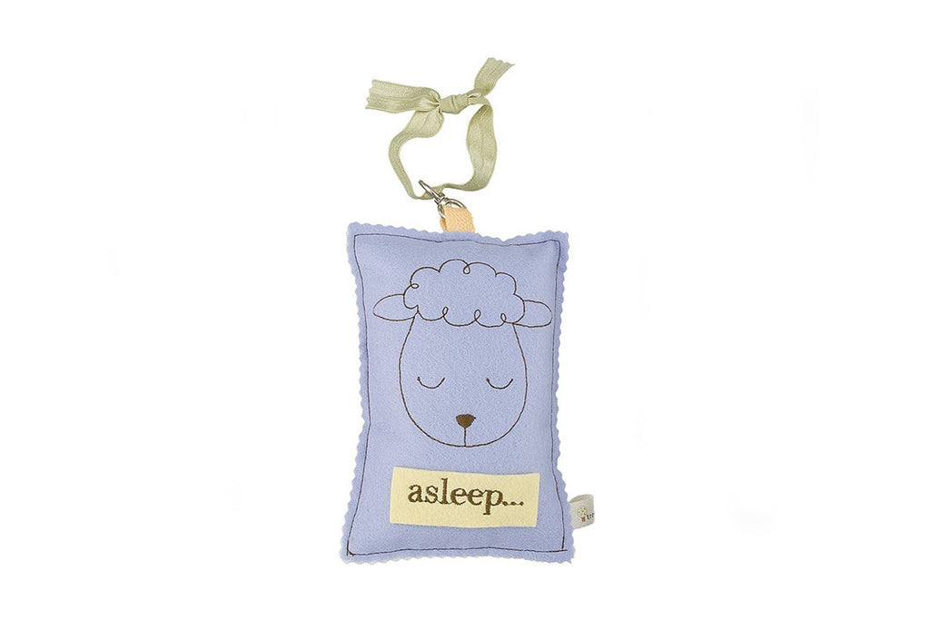 Sheep Asleep/Awake Sign (More Colors) ---