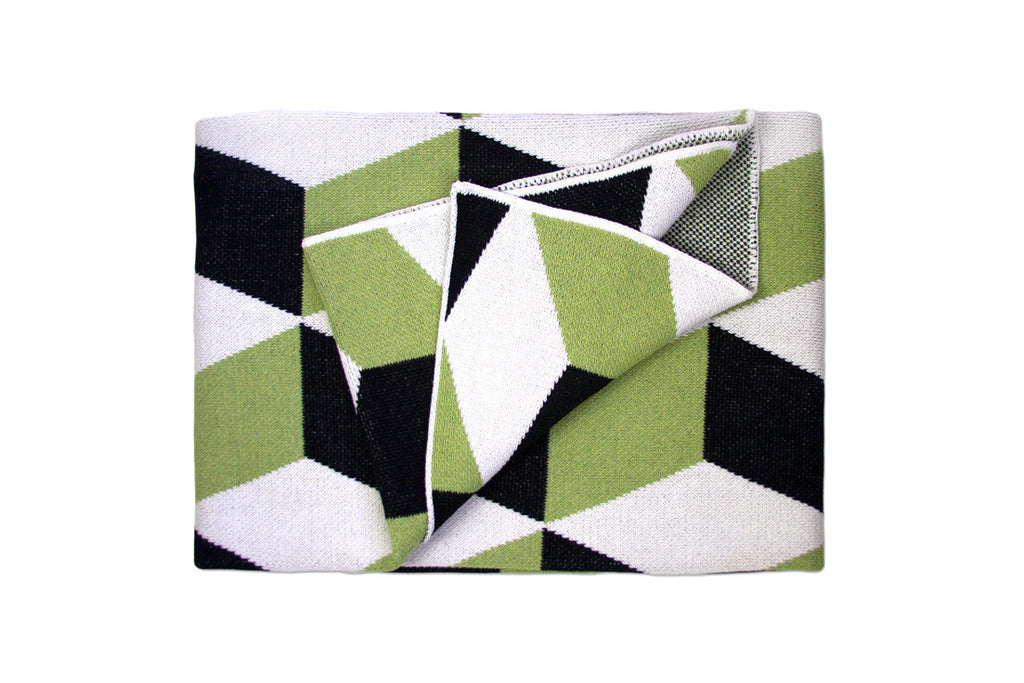 Taormina Throw Blanket ---