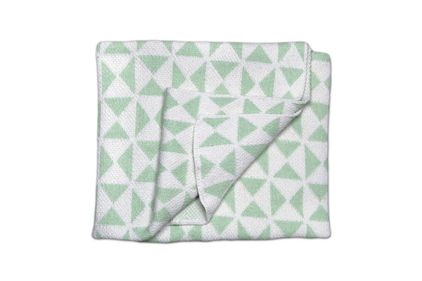 Poire Cardiff Baby Blanket