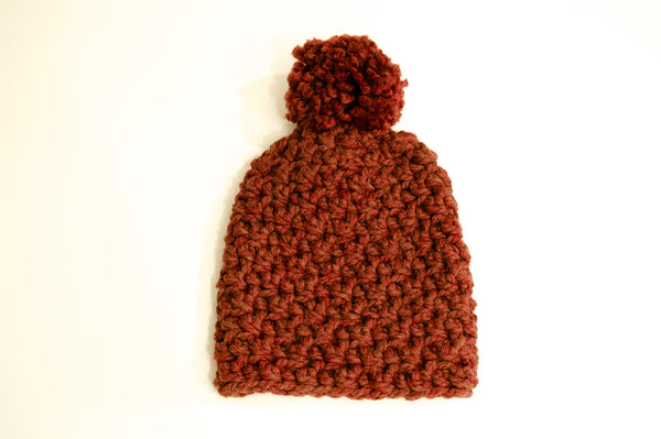 The Pom Pom Hat (More Colors)