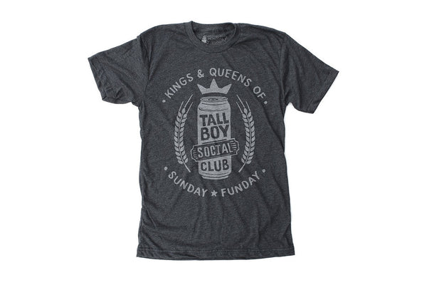Tall Boy Social Club T-Shirt