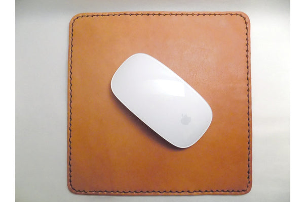 Leather Mouse Pad ---