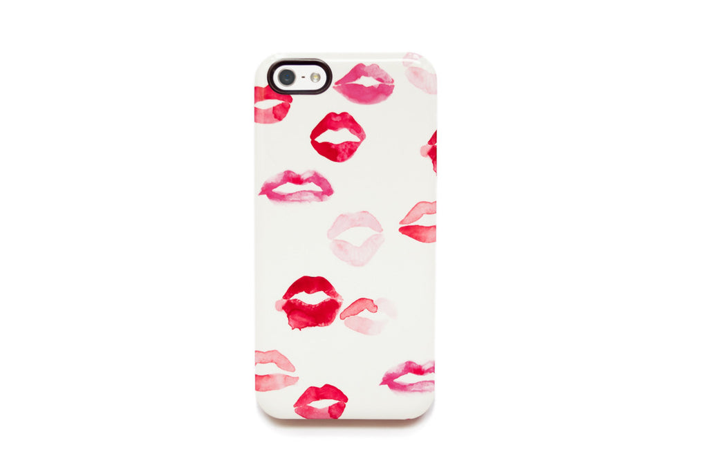 Kisses iPhone Case